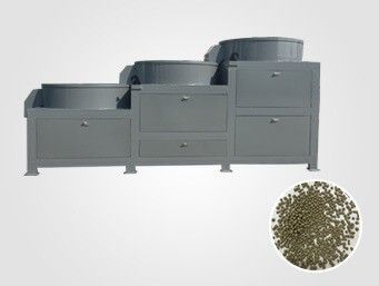 Round Polishing Granulator Machine