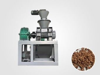 High Pressure On roller Dry Granulation Machine