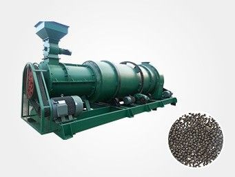 Organic Fertilizer and Compound Fertilizer Granulator