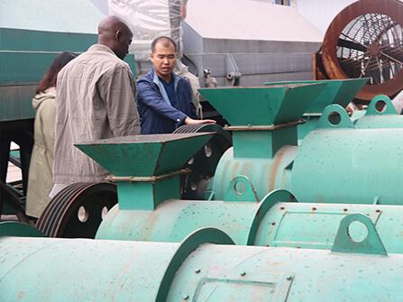 Nigeria customer visit