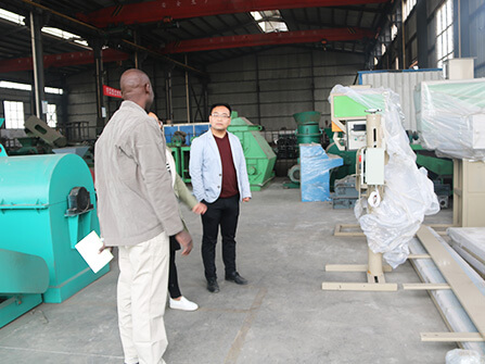 Nigeria customer visit 4