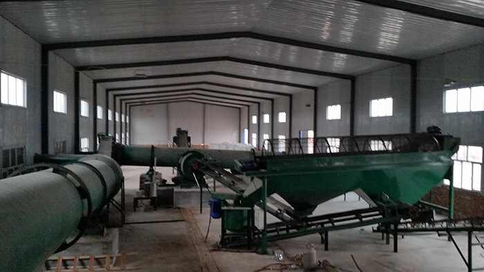 Shipping fertilizer machines to Ukraine